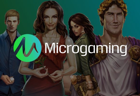 Microgaming Banner