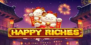 Happy Riches NetEnt