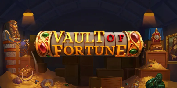Artefacts: Vault of Fortune Banner