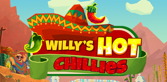 Willy's Hot Chillies Banner