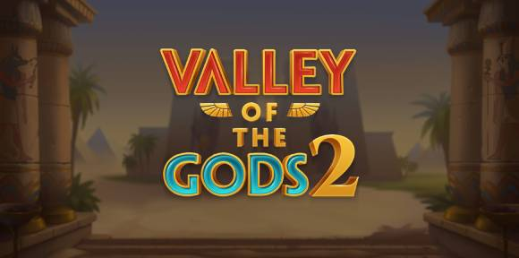 Valley of the Gods 2 Banner